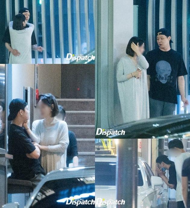 Yoochun de JYJ et Hwang Hana ont annulé leur mariage ⋆ ALT K-SÉLECTION