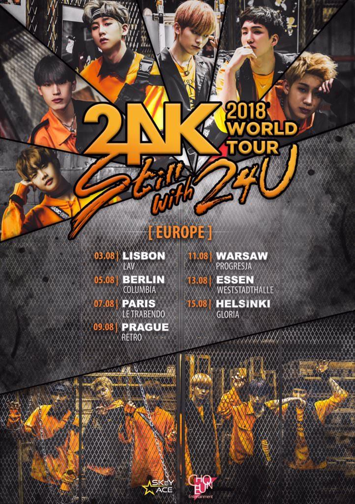 24 en europe