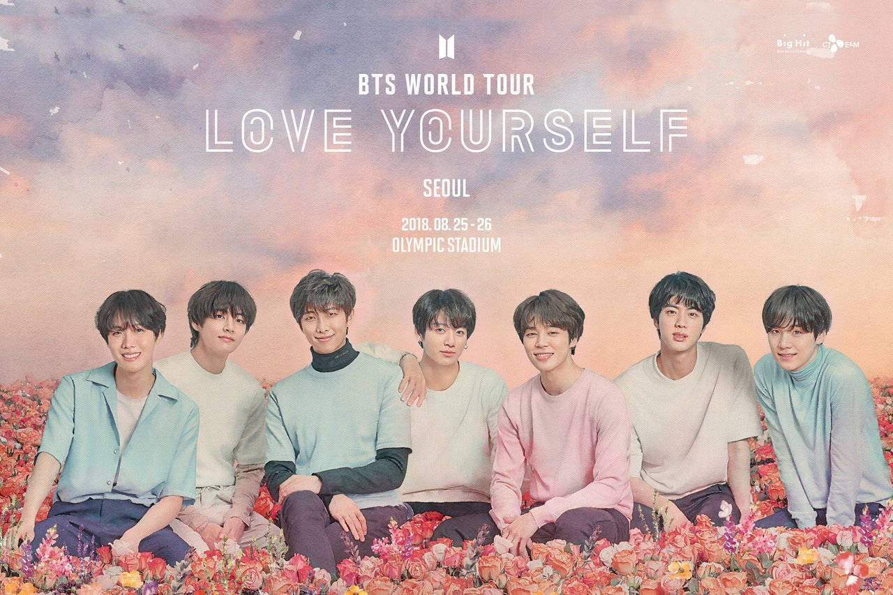 love yourself tour