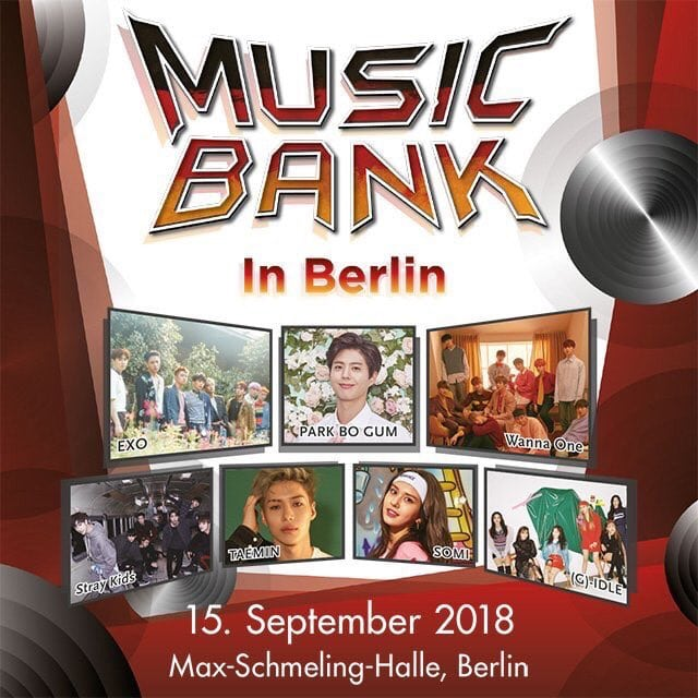 music bank stray kids
