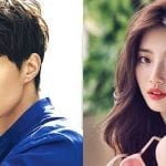 Lee Dong Wook et Suzy