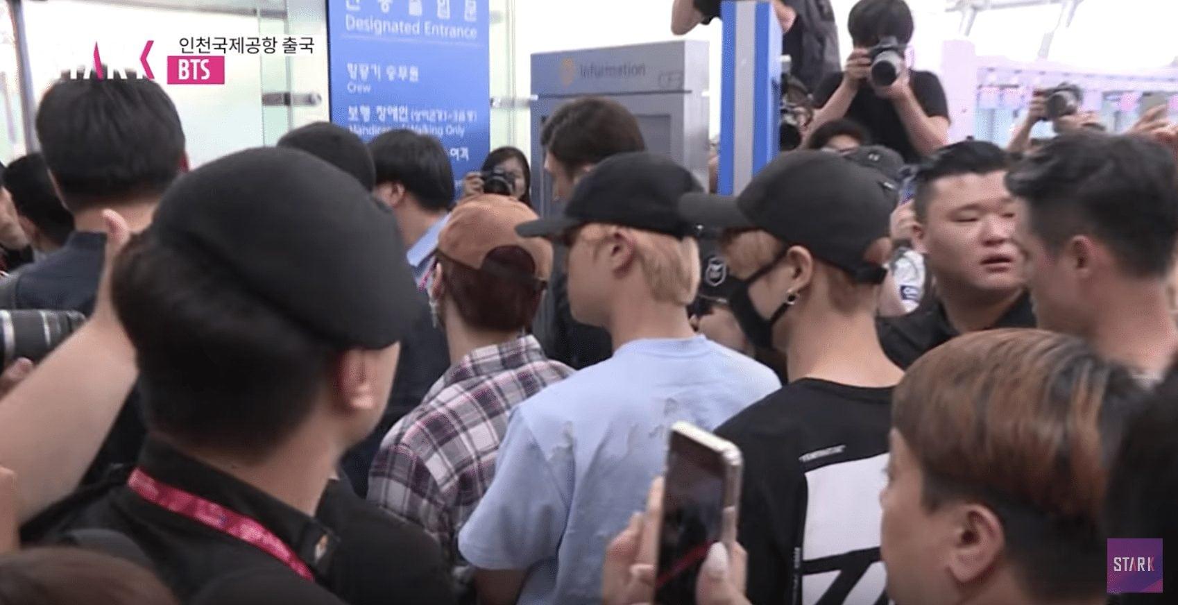 BTS airport
