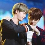 bts and jin