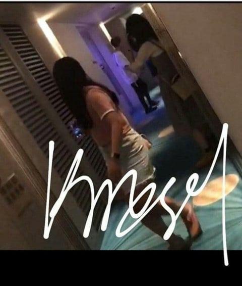 wanna one sasaeng hotel