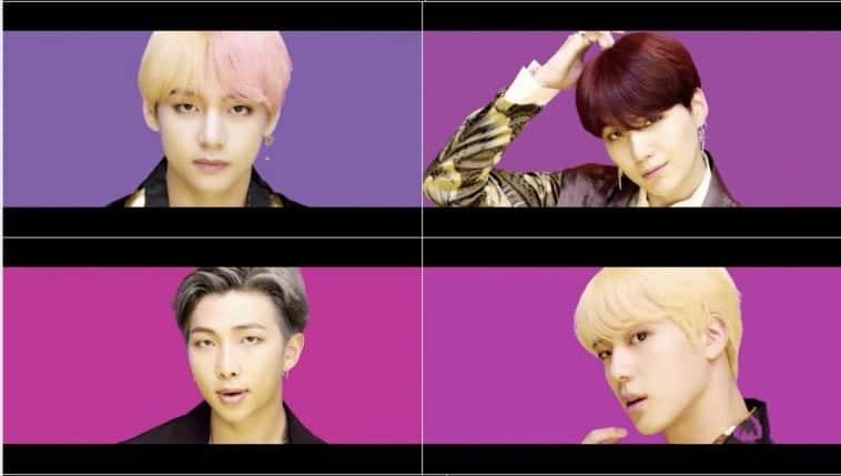 idol bts