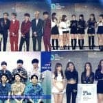 Les gagnants de la cérémonie 2018 des Soribada Best K-Music Awards