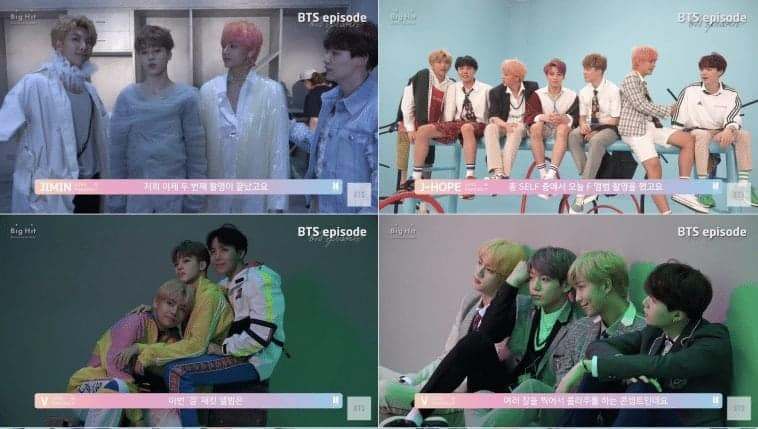 love yourself bts