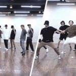 BTS IDOL dance