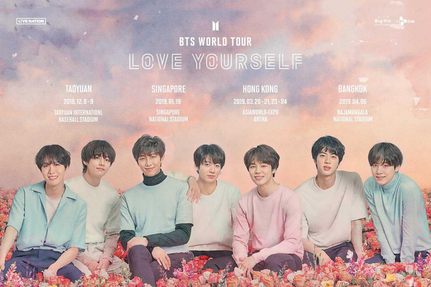 Love-Yourself 2019