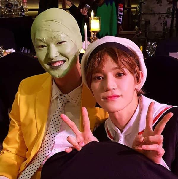 SM Entertainment Halloween