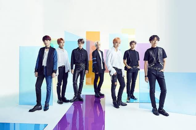 BTS Japan