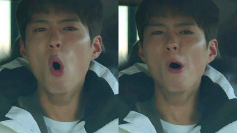 Park bo gum Encounter