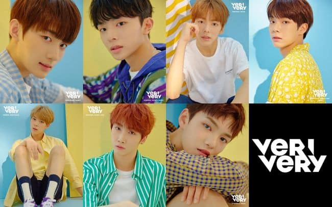 verivery debut