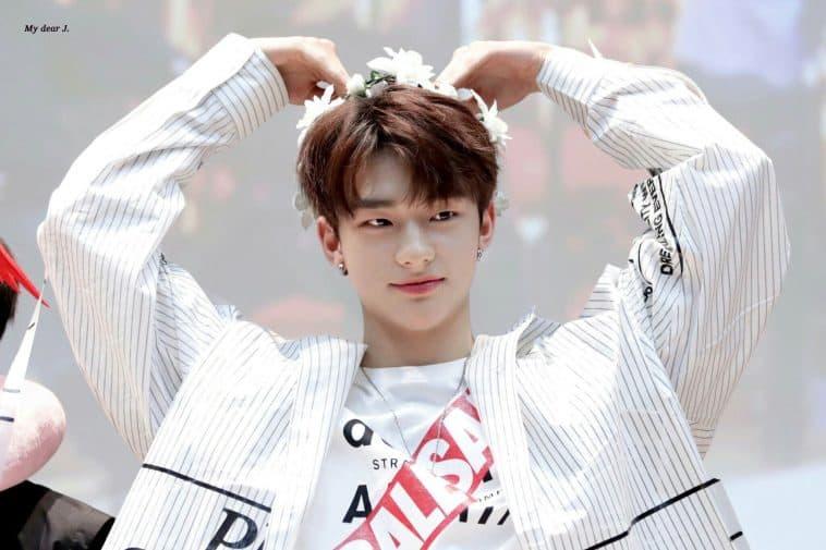Hyunjin Stray Kid aaa