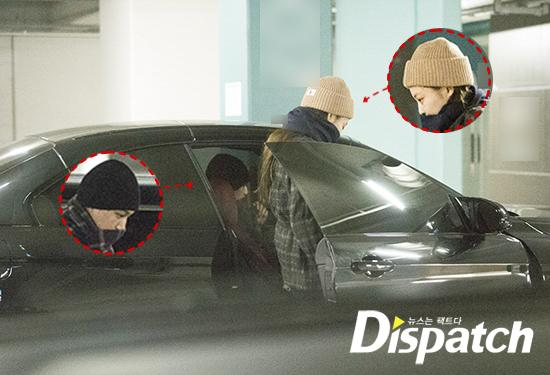 Kai des EXO et Jennie des BLACKPINK sortent ensemble?