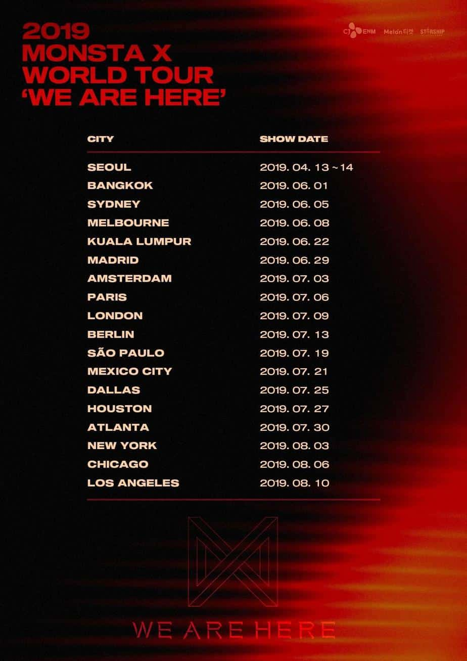 monstax 2019 we are here