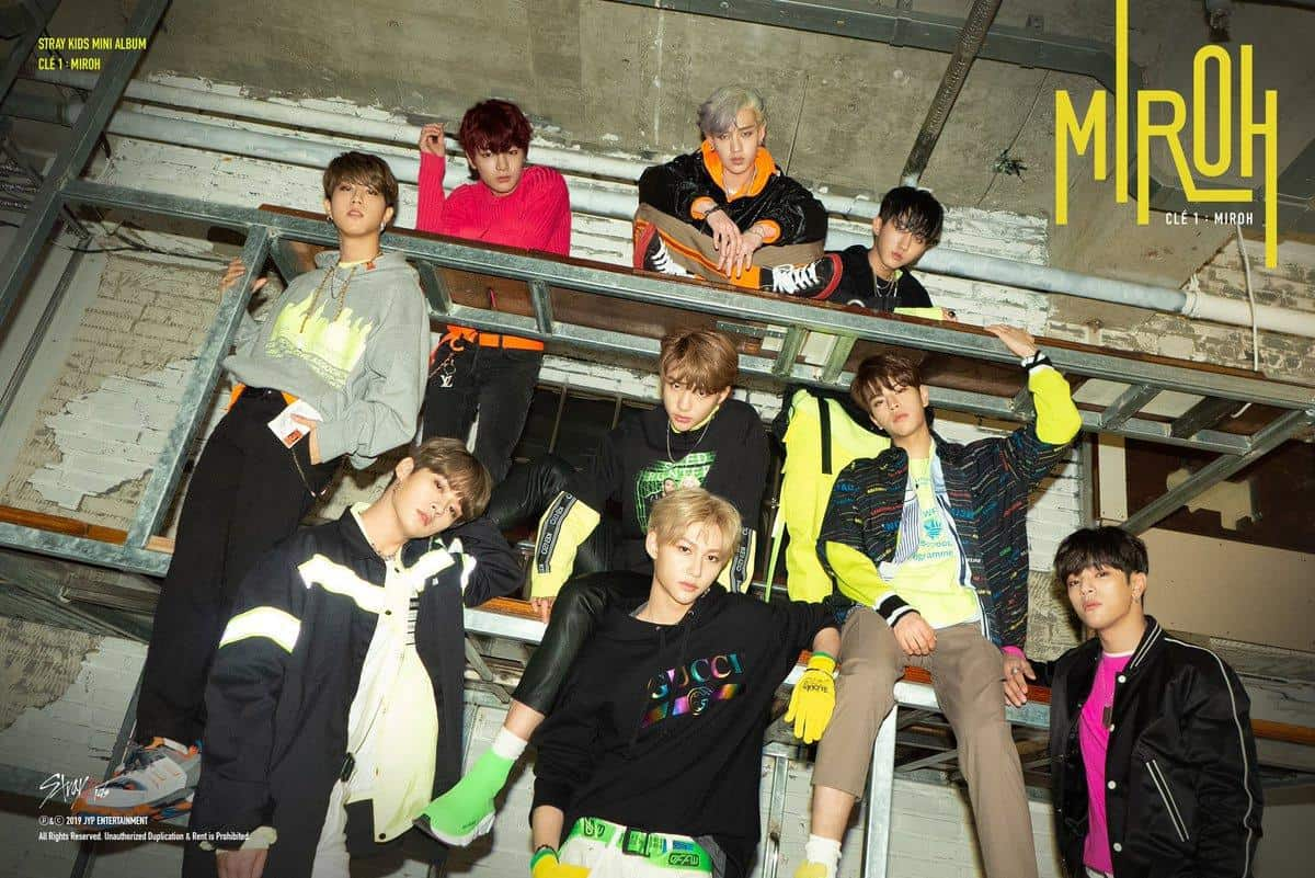 stray kids miroh