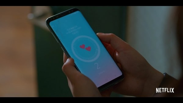 love alarm application
