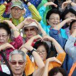 La Corée du Sud devrait avoir la plus forte population de personnes âgées