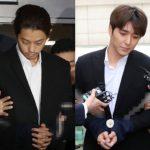 Jung Joon Young et Choi Jong Hoon ont été condamnés