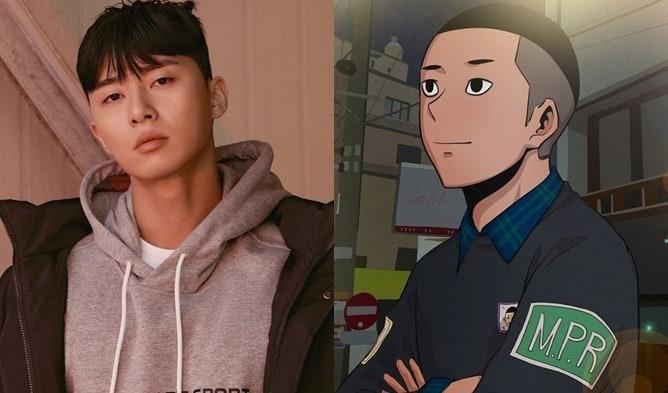 acteur Itaewon-Class