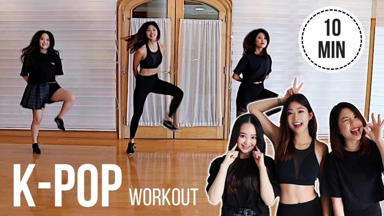 kpop exercices