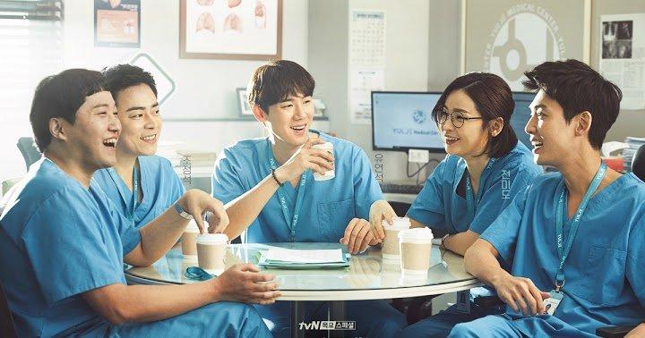 Hospital Playlist saison 2