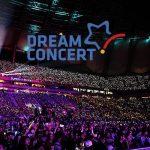 Le Dream Concert sera diffusé dans le monde entier