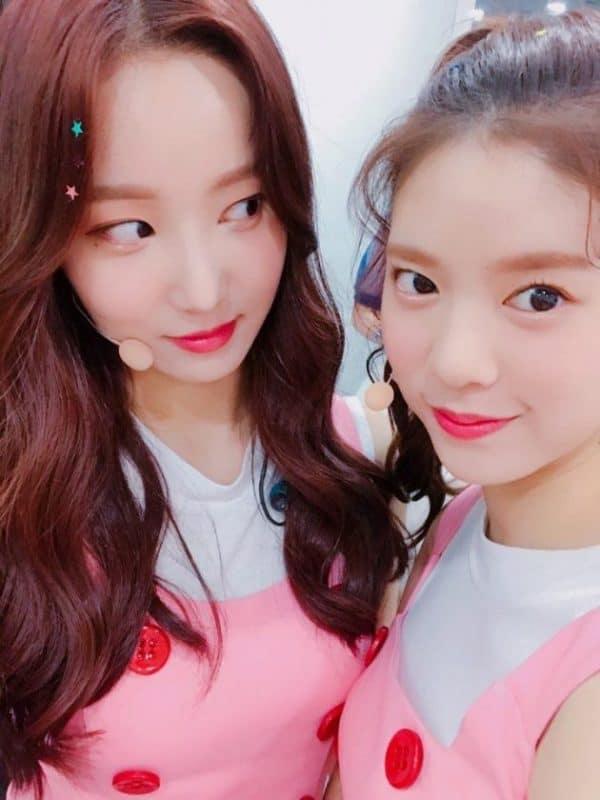 Yeonwoo et Daisy