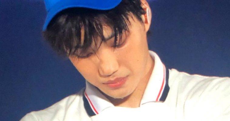idols kpop triste