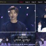 kpop en ligne concert