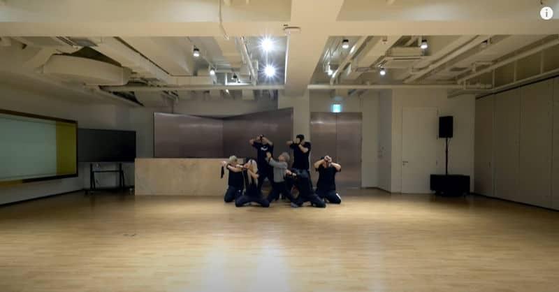 taemin dance pratique