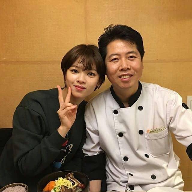 Jeongyeon pere