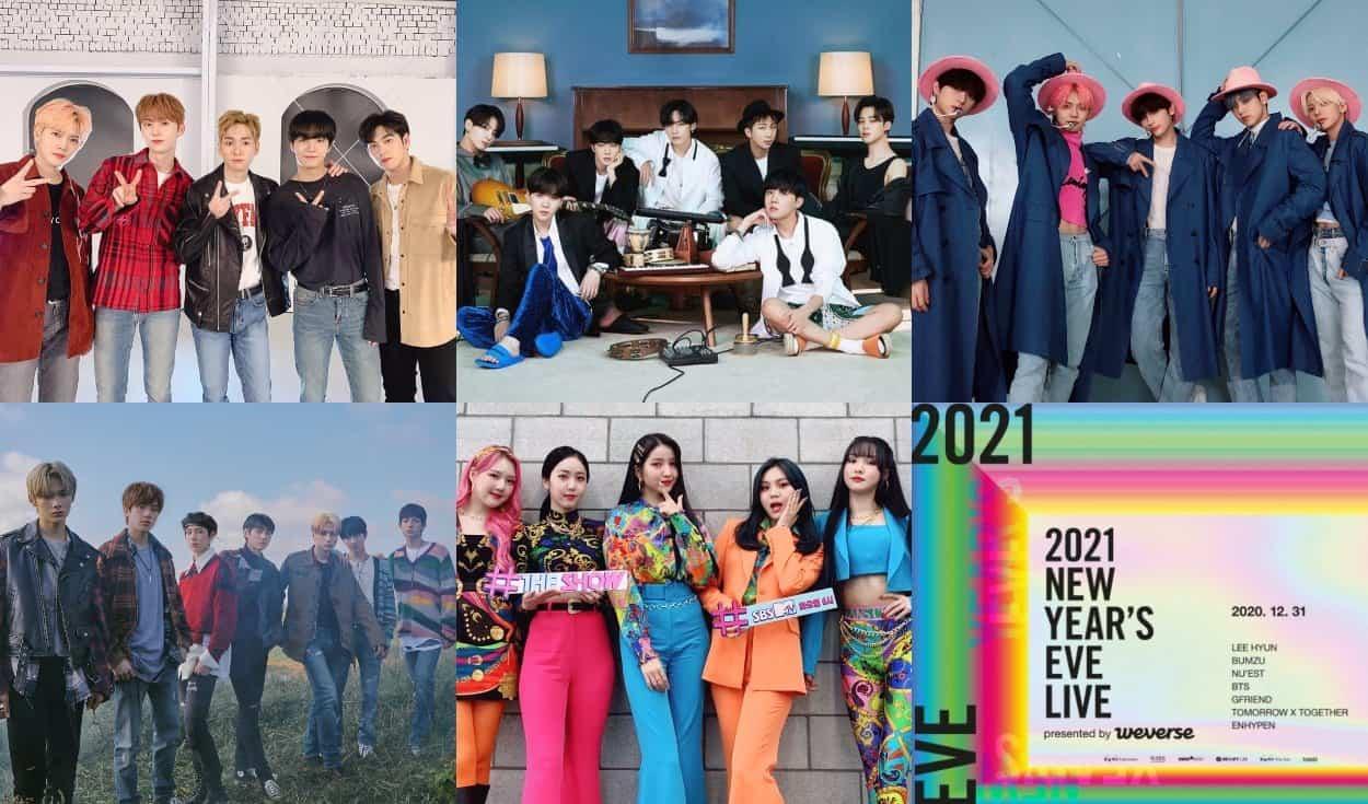 Des ARMYs coréens boycottent le concert '2021 New Year's Eve Live' de Big Hit ⋆ K-Sélection