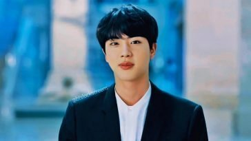 jin exclu photo mama
