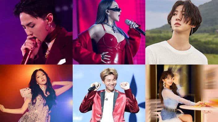La fin de l'ère du «Big 3» commence...Big Hit devient le 'Top', les internautes réagissent