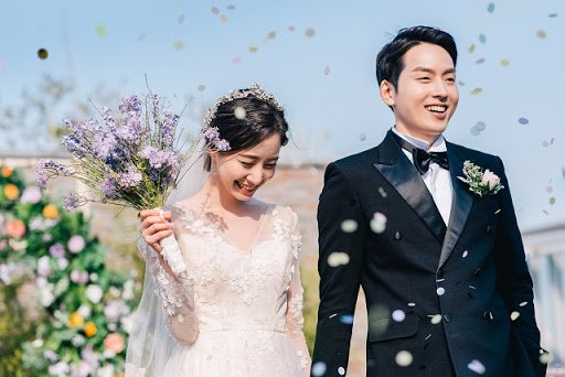 mariage en coree