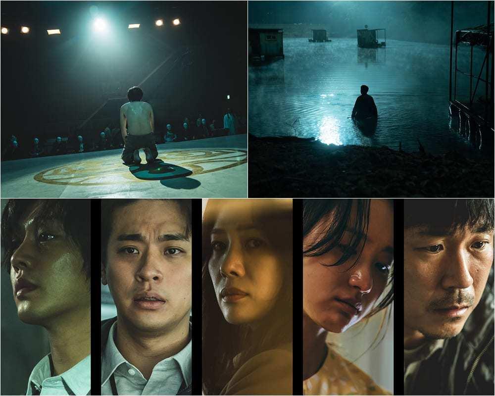 film drama coreen contenu netflix 2021 hellbound