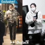 g-dragon jennie gd dgragon sortent ensemble relation dispatch blackpink