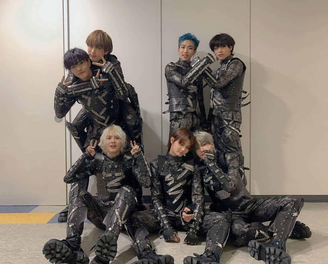 kingdom groupe kpop