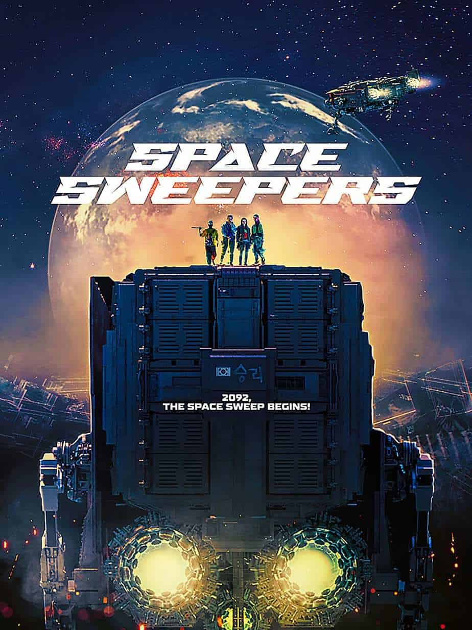 space sweepers webtoon