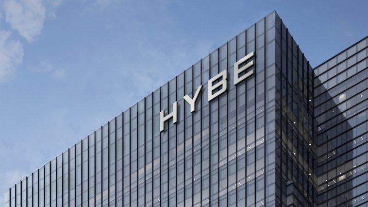 big hit hybe address yongsan seoul
