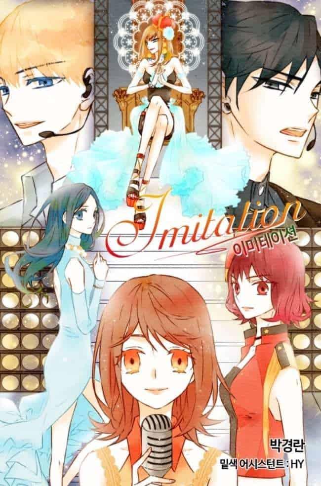 imitation drama webtoon