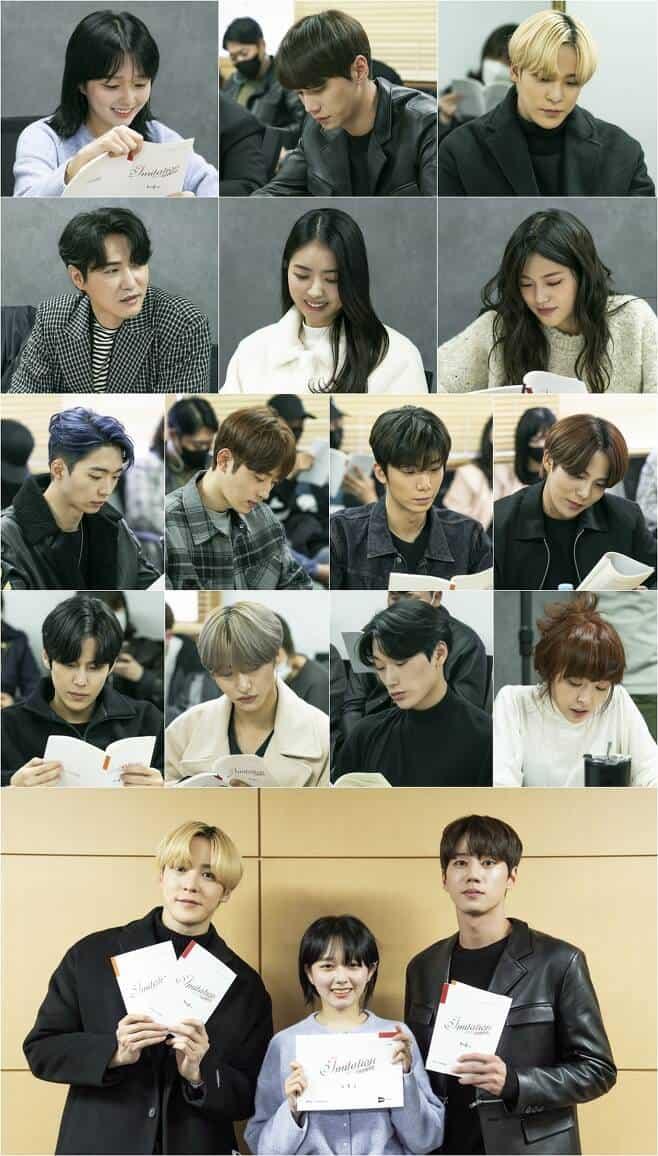 imitation season 1 drama coreen ateez sf9 webtoon