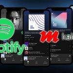 spotify kakao m kpop chansons