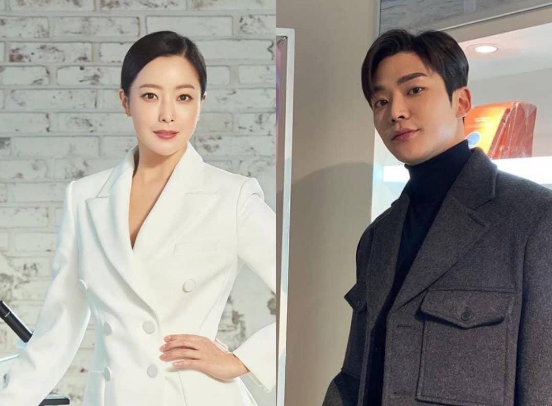 5. Tomorrow | Kim Hee Sun (43 ans) et Kim Rowoon (24 ans)