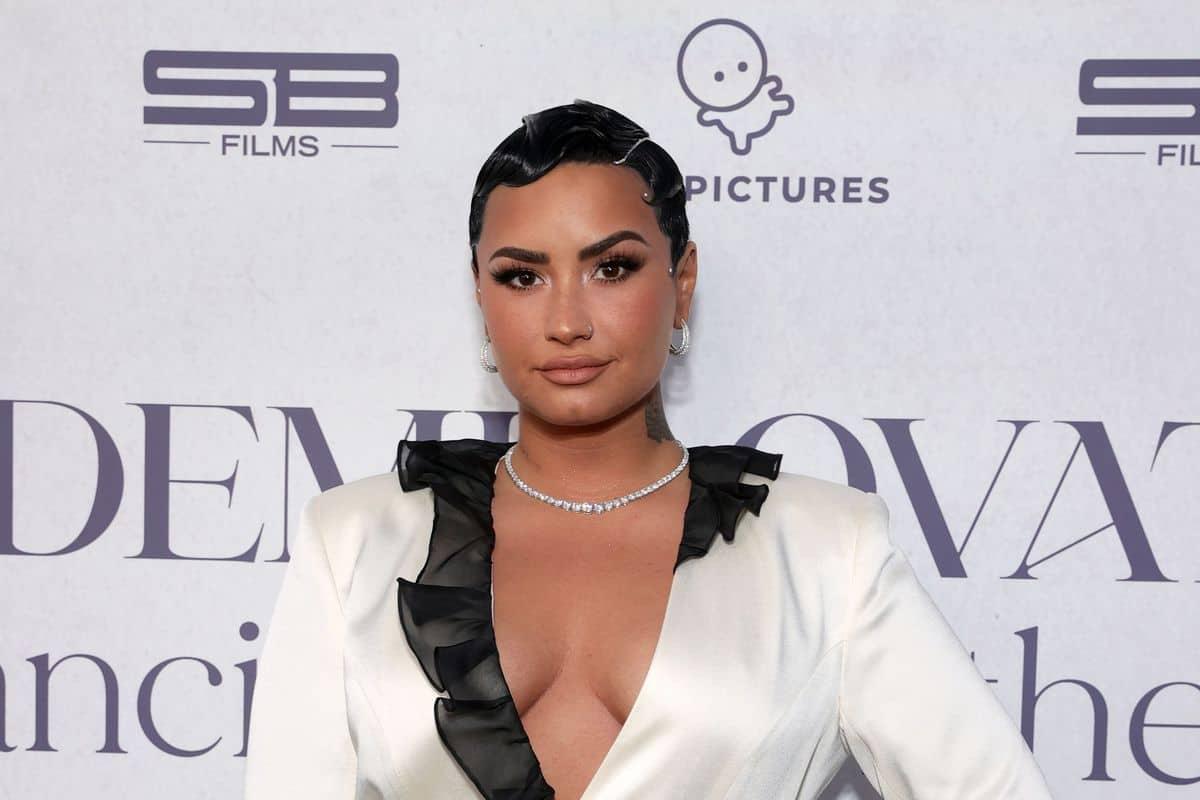 Demi Lovato hybe