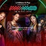 Mamamoo donnera un concert en ligne sur LIVENow
