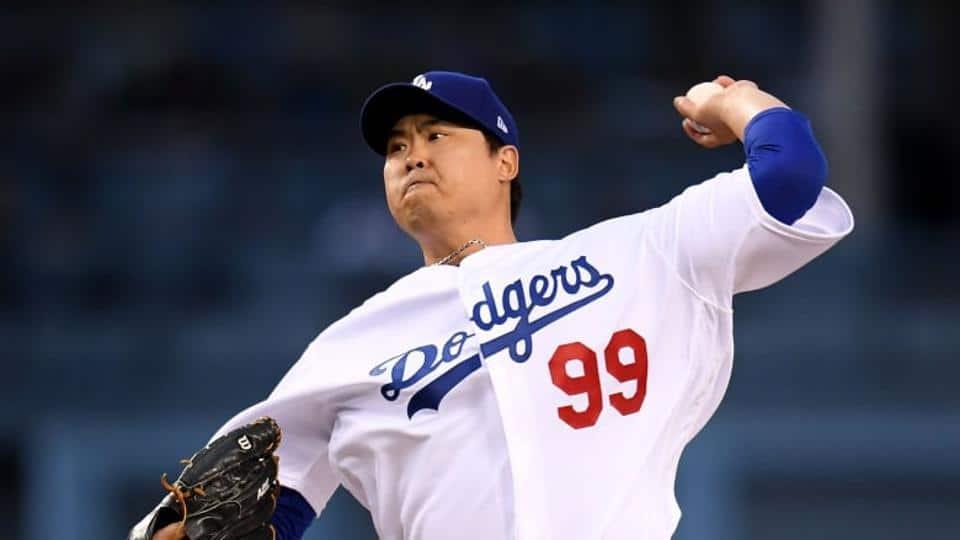 Ryu Hyun Jin