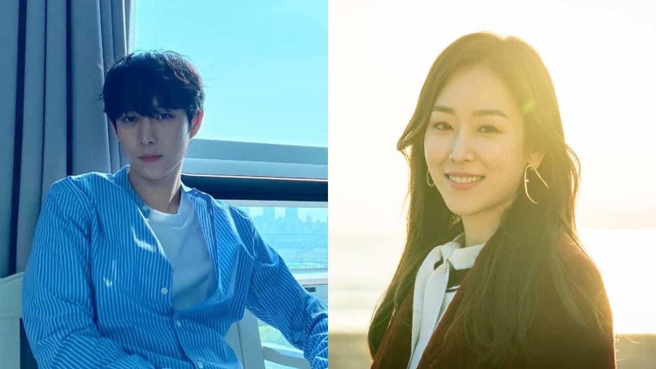 Seo Hyun Jin (36 ans) et Kim Young Dae